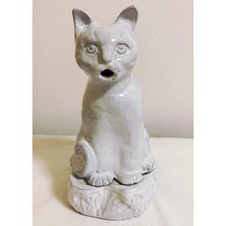 H.P.FRANCE - Astier de Villatte アスティエ ド ヴィラット お香立て 猫