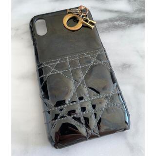 クリスチャンディオール(Christian Dior)のDIOR iPhone X ケース(iPhoneケース)
