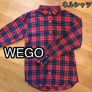 ウィゴー(WEGO)のWEGO ネルシャツ(シャツ)