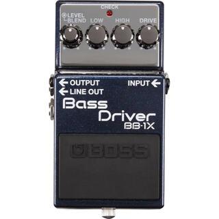 ボス(BOSS)のBOSS BB-1X (ベースエフェクター)