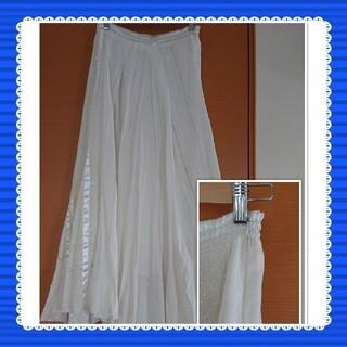 ストロベリーフィールズ(STRAWBERRY-FIELDS)のSTRAWBERRY-FIELDSロングスカート(ロングスカート)