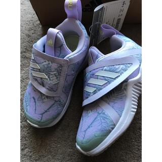 アディダス(adidas)の新品●アディダス●adidas●FortaRun ベビースニーカー 薄紫色.14(スニーカー)