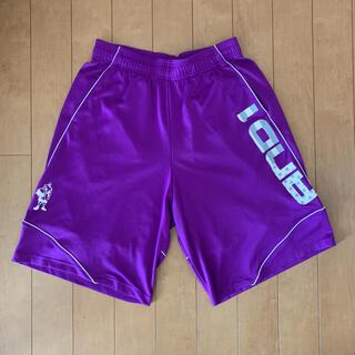 アンドワン(And1)のAND1 バスパン 紫色 L(バスケットボール)