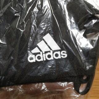 アディダス(adidas)のadidas アディダス カバー 黒 大人サイズ 1枚(トレーニング用品)