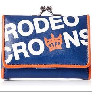 ロデオクラウンズ(RODEO CROWNS)の新品!ロデオクラウンズ!可愛いミニ財布!(財布)