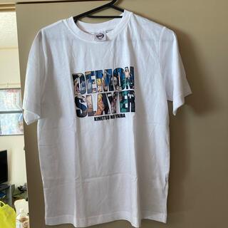 ジーユー(GU)の鬼滅の刃×GU コラボTシャツ(Tシャツ/カットソー)