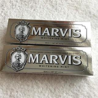マービス(MARVIS)の【新品未使用】2本セット MARVIS マービス 歯磨き粉(歯磨き粉)