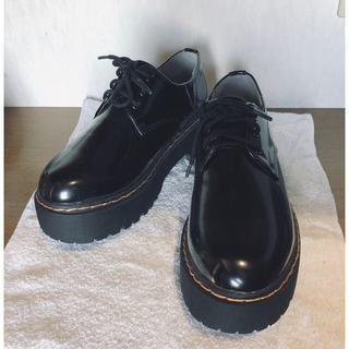ウィゴー(WEGO)の【新品】厚底ローファー(ローファー/革靴)