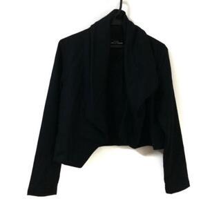 コムデギャルソン(COMME des GARCONS)のトリココムデギャルソン ジャケット M - 黒(その他)