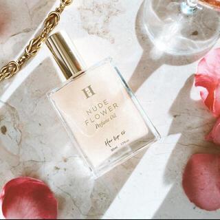 スナイデル(snidel)のHerlipto perfume oil nude flower (香水(女性用))