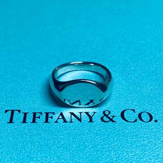 ティファニー(Tiffany & Co.)のVINTAGE TIFFANY ヴィンテージ ティファニー シグネット リング(リング(指輪))