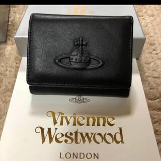 ヴィヴィアンウエストウッド(Vivienne Westwood)のヴィヴィアン 三つ折り財布 新品未使用   (折り財布)