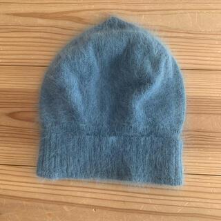 トゥモローランド(TOMORROWLAND)のロベルトコリーナ ニット帽(ニット帽/ビーニー)