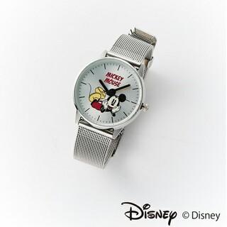 ディズニー(Disney)のスプリング11月号付録(腕時計)