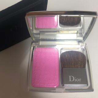 クリスチャンディオール(Christian Dior)の ディオールスキン  チーク ロージーグロウ (チーク)