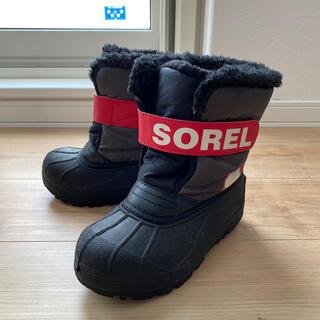 ソレル(SOREL)のhisaa様専用 ソレル  スノーブーツ 18cm(ブーツ)