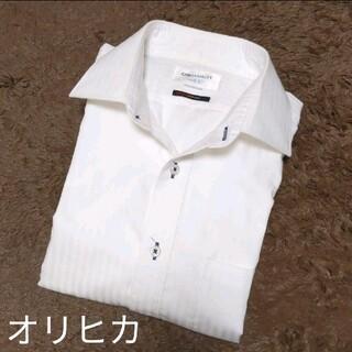 ORIHICA - 【オリヒカ ORIHICA】メンズ ワイシャツ 長袖 形状安定 ビジネス