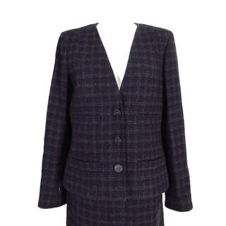 シャネル(CHANEL)のシャネル スカートスーツ サイズ42 L美品 (スーツ)