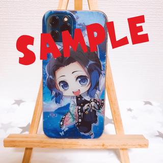 [大人気]鬼滅の刃★胡蝶しのぶiPhoneケース