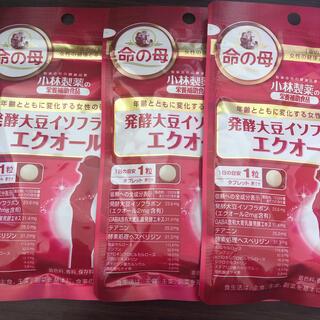 コバヤシセイヤク(小林製薬)の小林製薬 発酵大豆イソフラボン エクオール(ダイエット食品)