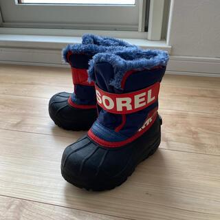 ソレル(SOREL)のソレル  スノーブーツ  14cm(ブーツ)