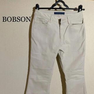 ボブソン(BOBSON)のBOBSON ブーツカット フレア デニム パンツ チノパン(カジュアルパンツ)