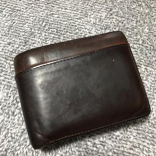トチギレザー(栃木レザー)の栃木レザー 折財布 completeworks(折り財布)