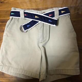 ラルフローレン(Ralph Lauren)のラルフローレン ベビー ハーフパンツ 80サイズ(パンツ)