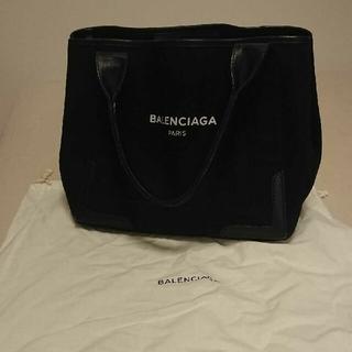 Balenciaga - バレンシアガ キャンバストート(ブラック)