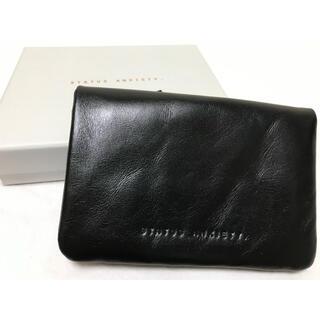 フリークスストア(FREAK'S STORE)のSTATUS ANXIETY 二つ折り財布(財布)
