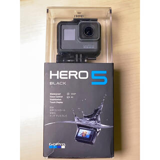 GoPro - GoPro HERO5 BLACK 値下しました