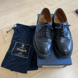 トリッカーズ(Trickers)の美品Tricker's/トリッカーズ7302ケズウィックバートン7.5(ドレス/ビジネス)