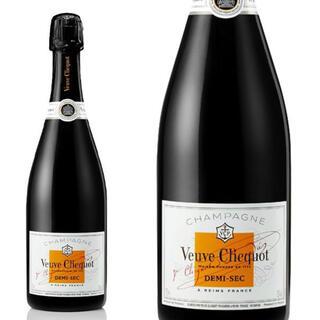 ヴーヴ 2本(シャンパン/スパークリングワイン)