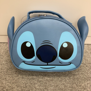 ディズニー(Disney)のスティッチ ランチバッグ ハンドバッグ ラウンジフライ ディズニー(ハンドバッグ)