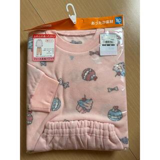 ニシマツヤ(西松屋)の新品 冬用パジャマ 80サイズ(パジャマ)