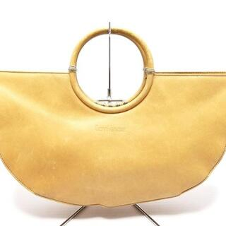 ジャンニヴェルサーチ(Gianni Versace)のジャンニヴェルサーチ ハンドバッグ -(ハンドバッグ)