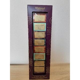 ウィッタード  紅茶 セット  Whittard 冬 8種類 40パック(茶)