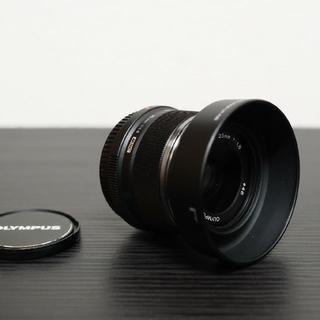 オリンパス(OLYMPUS)のM.ZUIKO DIGITAL 25mm F1.8 美品(レンズ(単焦点))