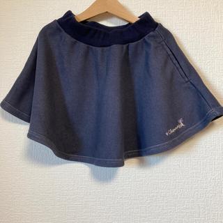 マザウェイズ(motherways)の裏起毛スカート 120 マザウェイズ(スカート)