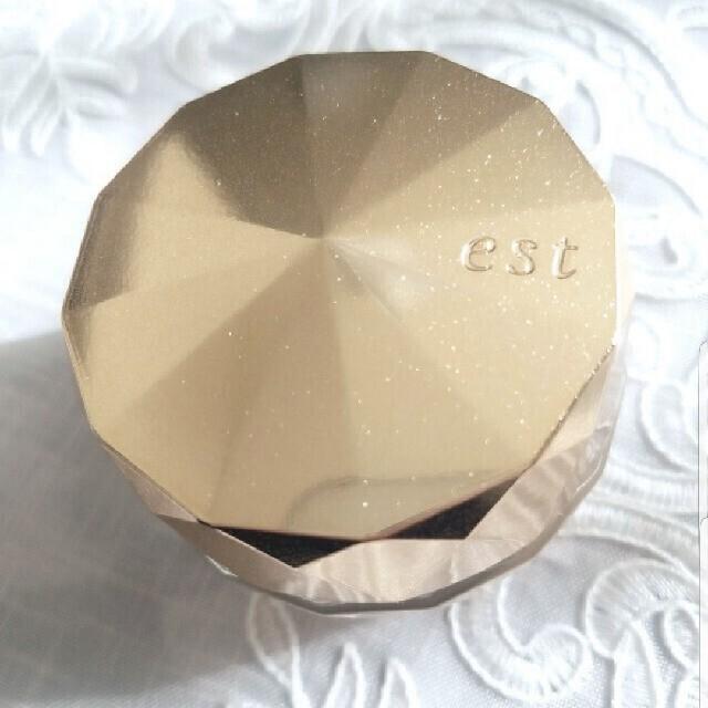 est(エスト)の✤est✤アクティブオーラクリームファンデーションリフティングカバー#BO-01 コスメ/美容のベースメイク/化粧品(ファンデーション)の商品写真