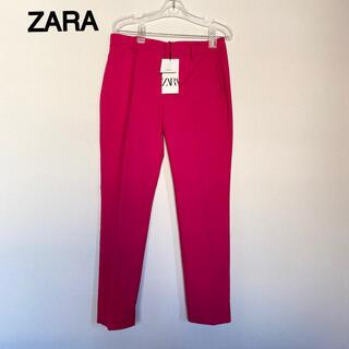 ザラ(ZARA)のZARA パンツ(クロップドパンツ)