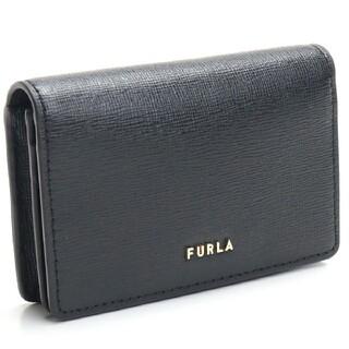 Furla - フルラ 名刺入れ PCZ1UNO B30000 O6000 NERO レディース