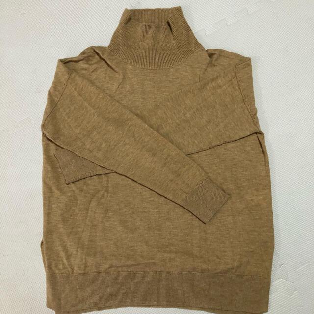MICHEL KLEIN(ミッシェルクラン)のタートル セーター レディースのトップス(ニット/セーター)の商品写真