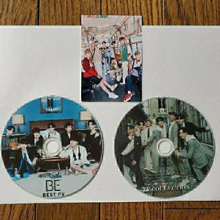 ボウダンショウネンダン(防弾少年団(BTS))のBTS DVD 2枚セット おまけ付き(K-POP/アジア)