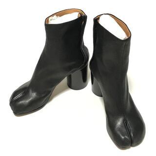 マルタンマルジェラ(Maison Martin Margiela)のマルジェラ 足袋ブーツ レディース 37 38 新品 定価143000円 (ブーツ)