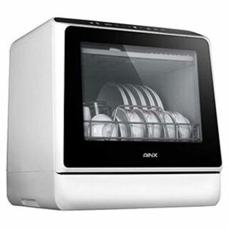 AINX 食器洗い乾燥機 AX-S3 W (食器洗い機/乾燥機)
