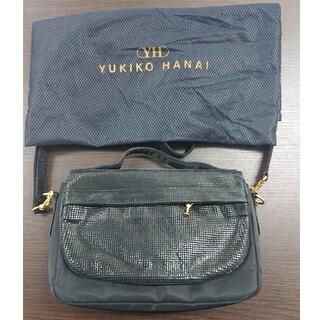 ユキコハナイ(Yukiko Hanai)のYUKIKO HANAI ショルダーバッグ 黒(ショルダーバッグ)