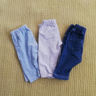 ギャップキッズ(GAP Kids)のズボン 3種 70サイズ(パンツ)