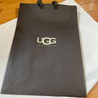アグ(UGG)のひちょ様専用 UGG 未使用品 ショップ袋(ショップ袋)
