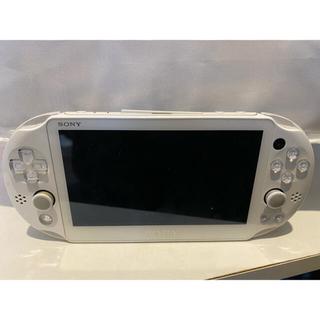 PlayStation Vita - PlayStation®Vita メモリーカード ケース ソフト付き